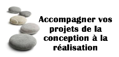 accompagnement projets de la conception à la réalisation