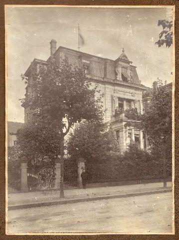 Frankenhaus ca 1910