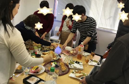 2017年12月 CANきょうだいの集い大感謝祭!