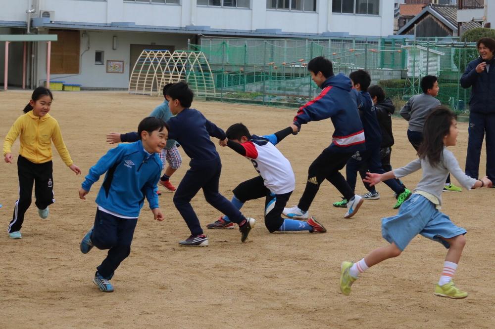 1月25日 活動報告 - プラスサッカースクール