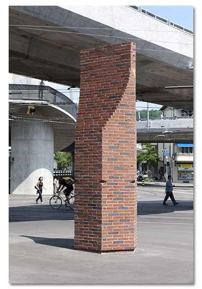 Kunstausstellung Zürich 2012, Art and the City