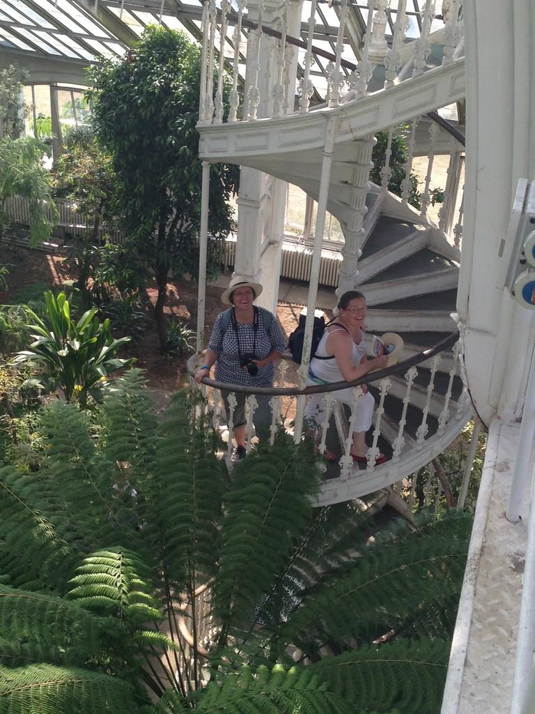 Gewächshäuser in Kew