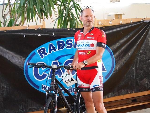 Gewinner eines Rades