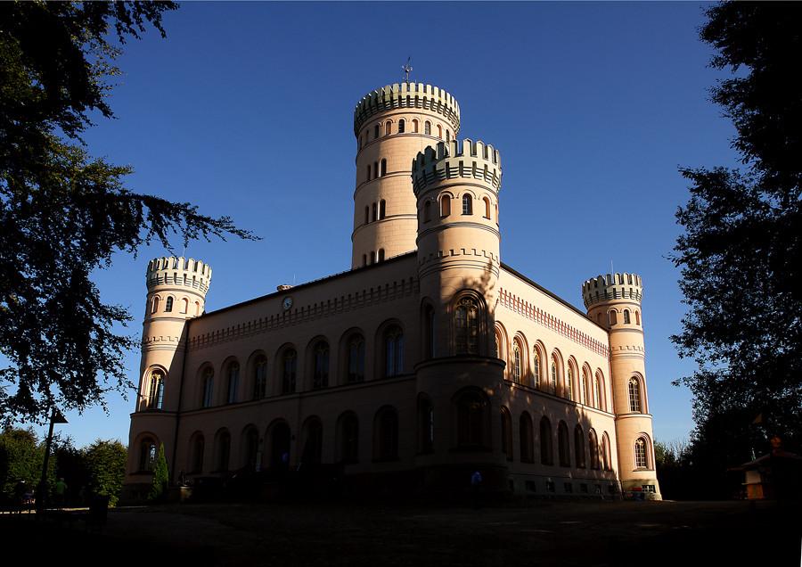 Jagdschloss Granitz, Foto: Stefan Lubs