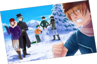 Winter in Sweet Amoris