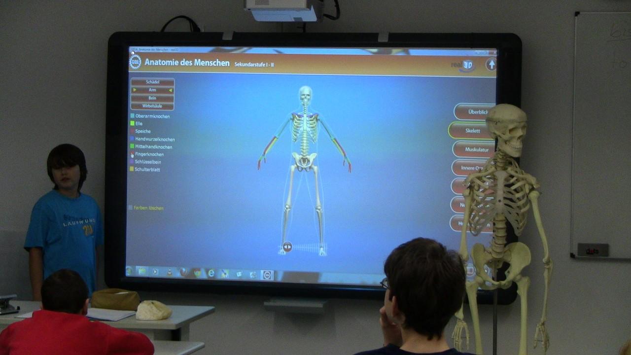 Biologie-Raum