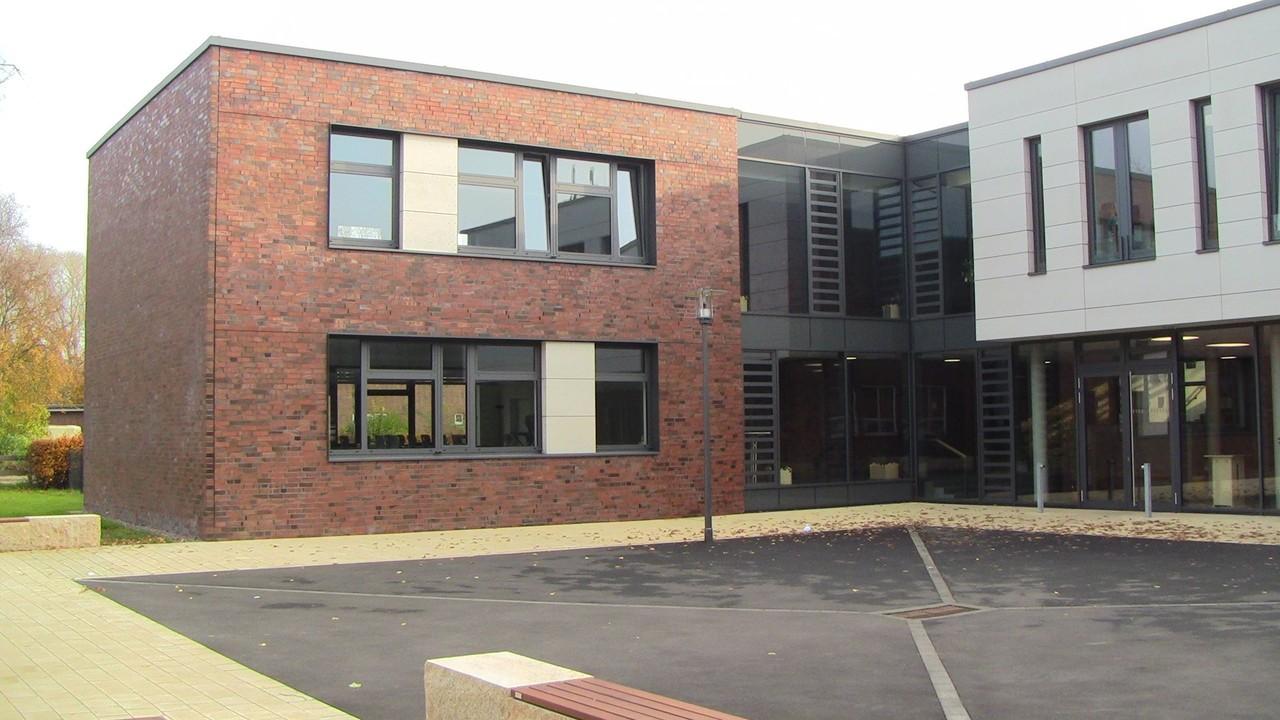 Unser neues Schulgebäude