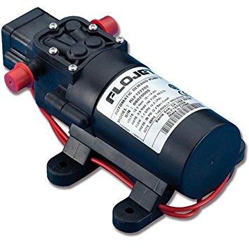 Pompa Autoclave Flojet Triplex 11 litri 2,9 galloni Autoadescante