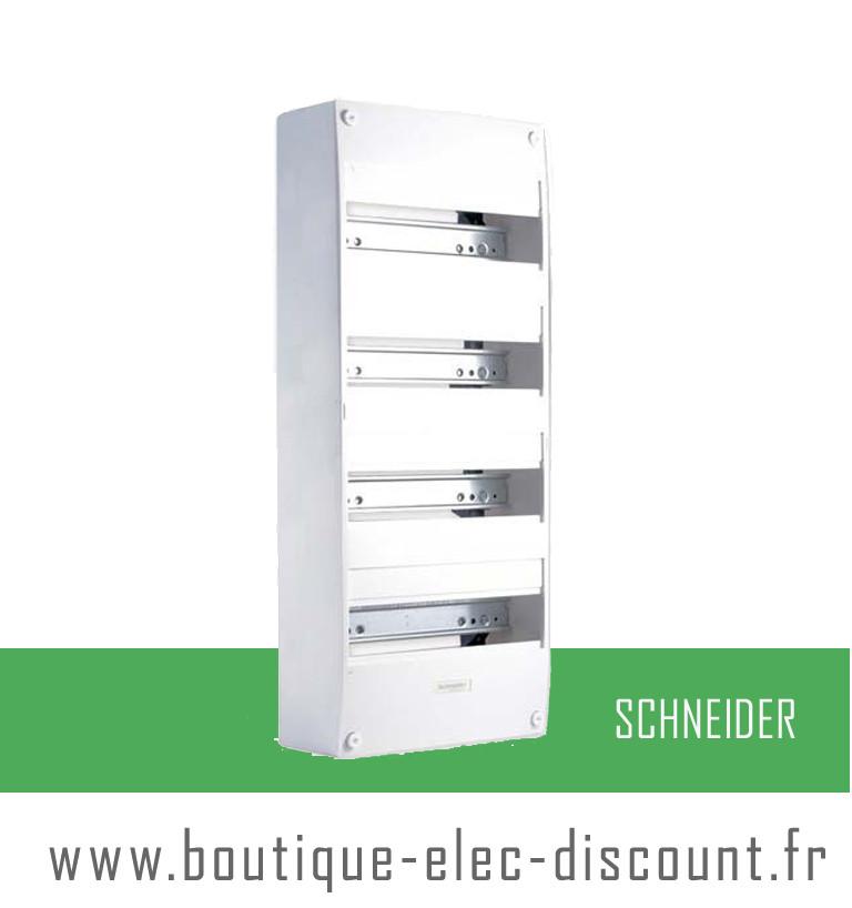 Coffret resi9 13m 4r r f r9h13404 schneider materiel lectrique prix discount - Materiel electrique schneider ...