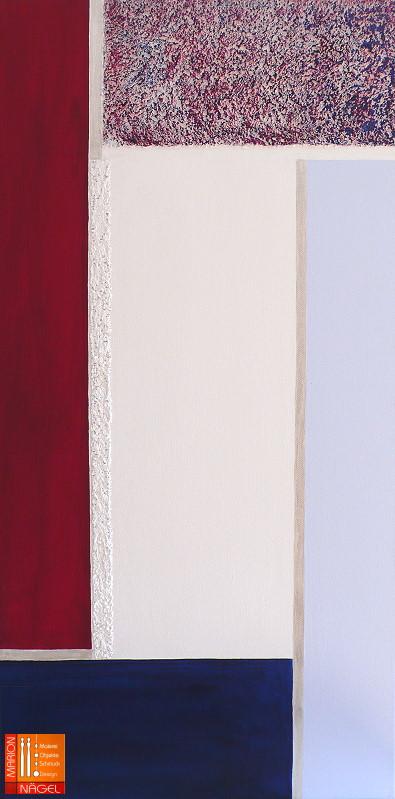 New Purism 5a bis c / je 40 x 80 cm / 3-teilig 480,- €