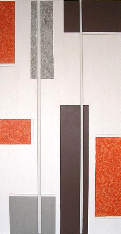 New Purism 9 / je 30 x 180 cm / 3-teilig 540,- €