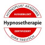 Zertifiziert durch HypnoPlus-Akademie: Hypnosetherapie