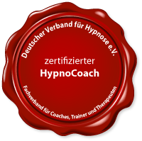 Bettina Vidal ist zertifizierter HypnoCoach