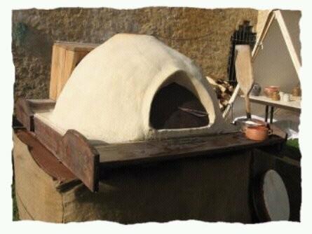 Four à pain mobile