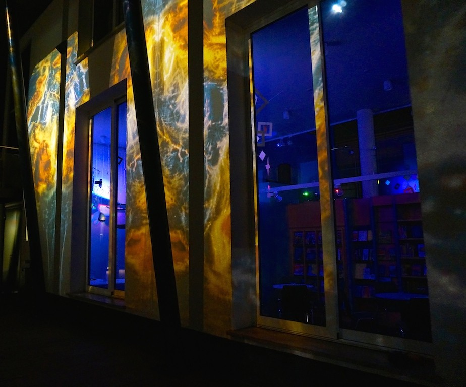 Projektion: Jan Groeneveld