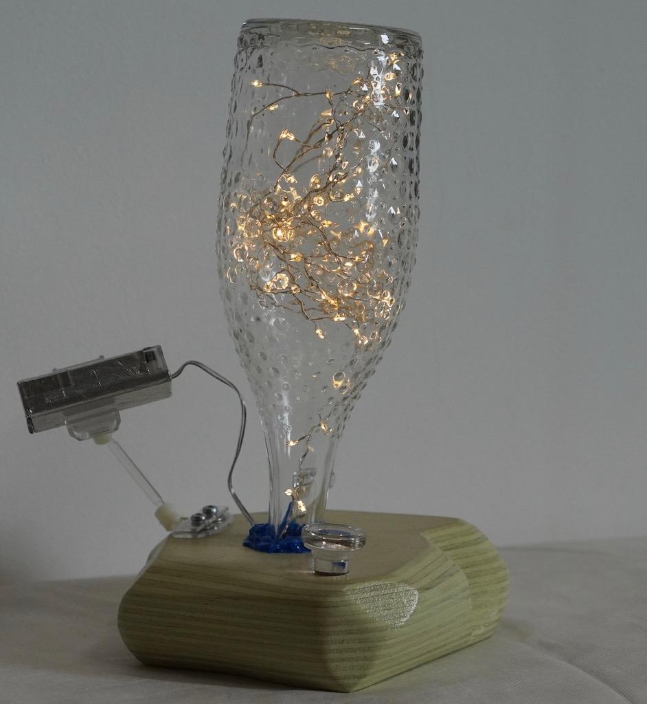 LED Licht.