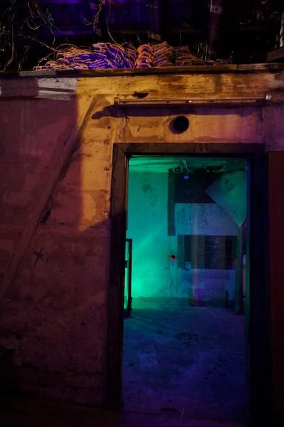 Licht - Installation: Serge Le Goff