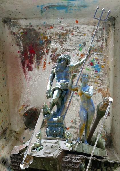 Peter Krullis - La métamorphose 1 Neptune.