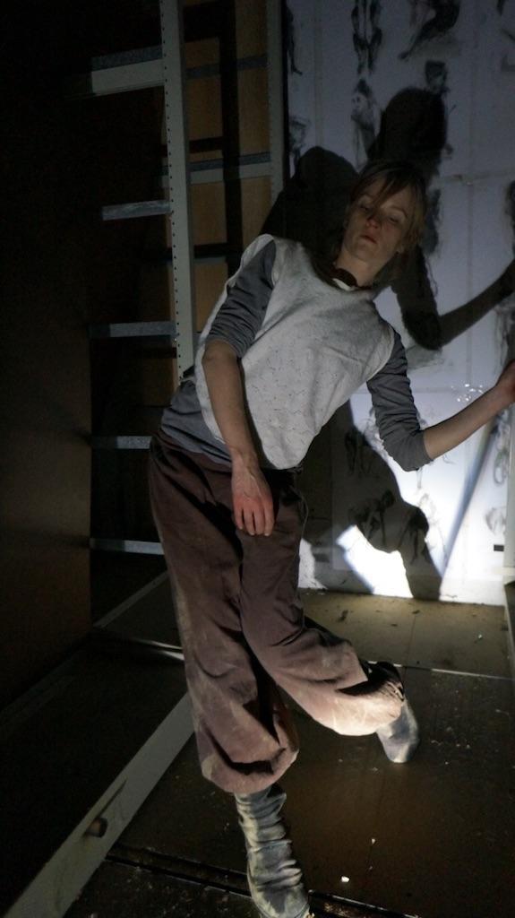 Performance: Anke Zapf-Vaknin
