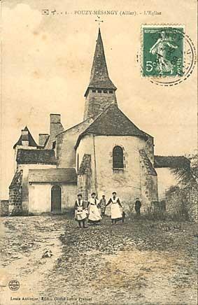 L'église Saint-Aignan