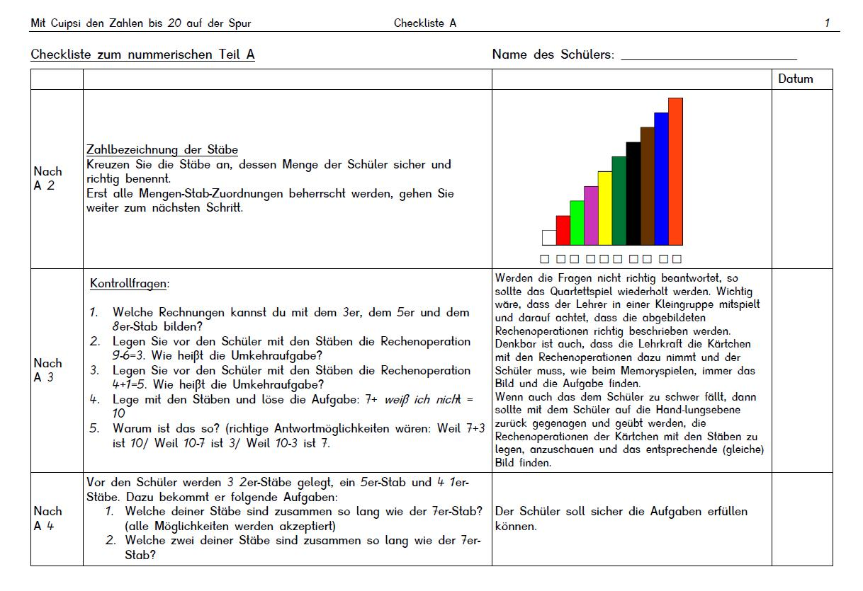 Cuispi-Bücher und -hefte - Erziehen-Lernen-Fördern