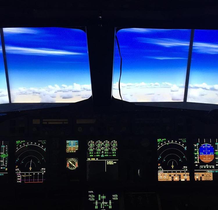 Airbus A380 Simulator