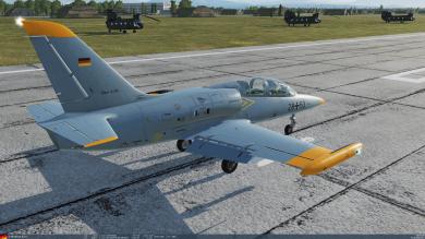 L-39 Kampfjet Simulator