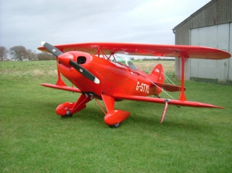 Pitts Special Kunstflug Simulator
