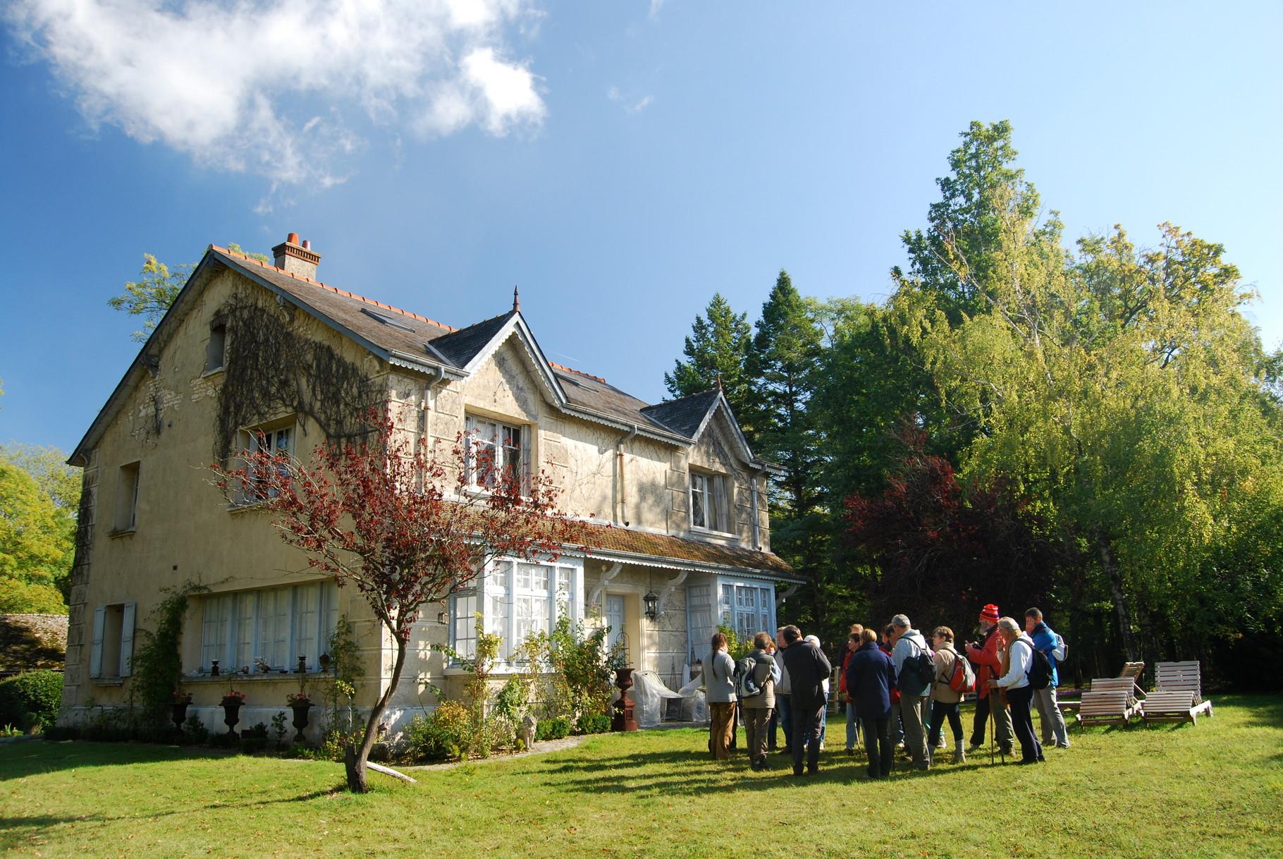 Halte Au Château Vieux