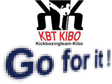 Logo Kickboxingteam-Kibo Go for it