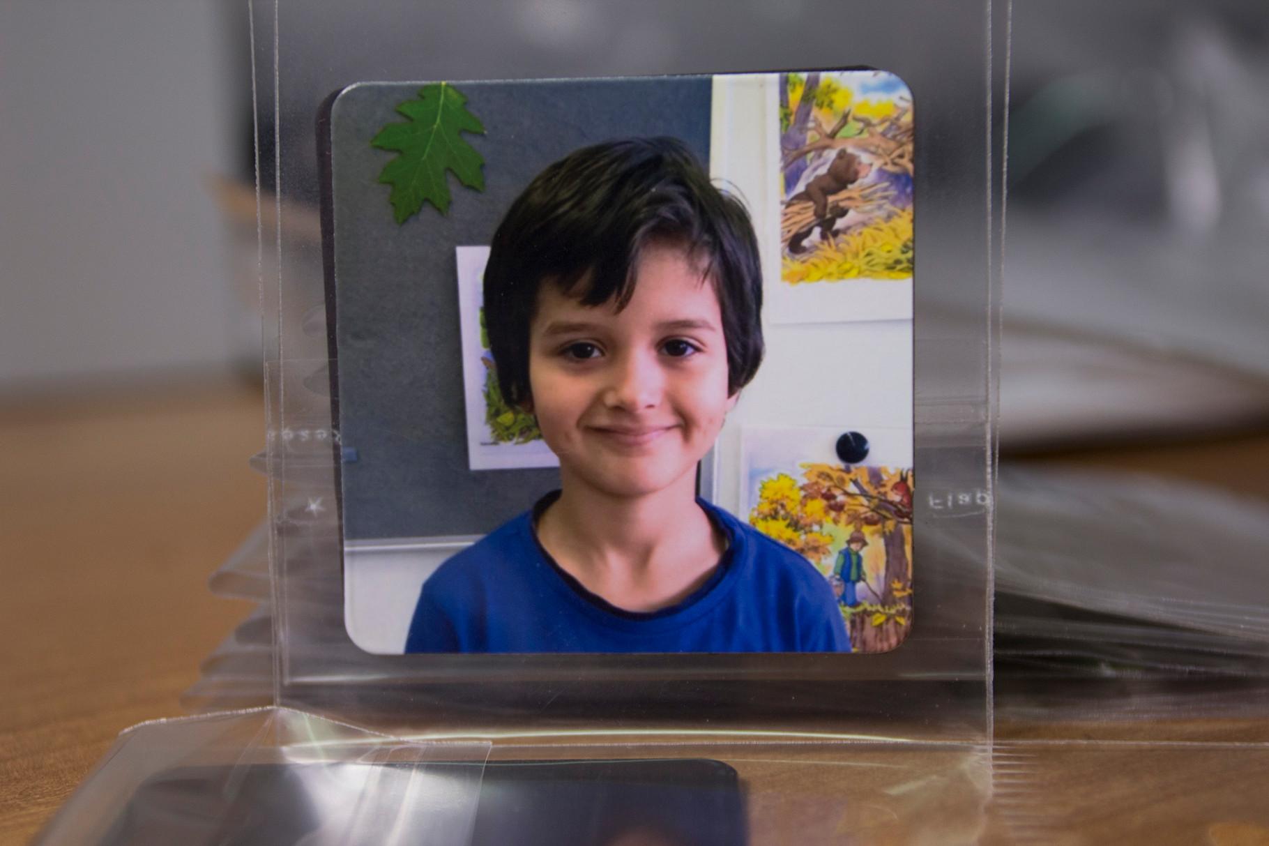 фотомагниты на холодильник с фото