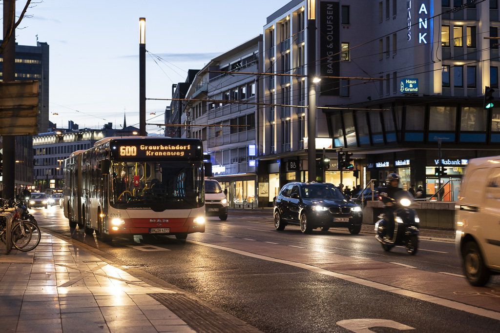 Verkehrsknoten Bertha-von-Suttner-Platz
