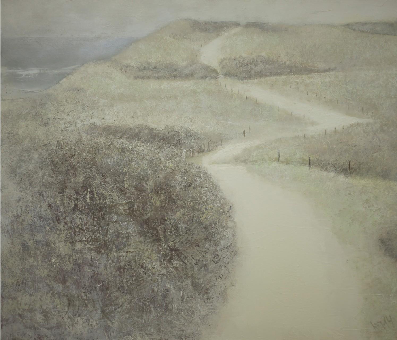 Ю. Первушин.      Zeeland.    Domburg. № 2.     2014 г.     Холст, акрил.     60х70 см.