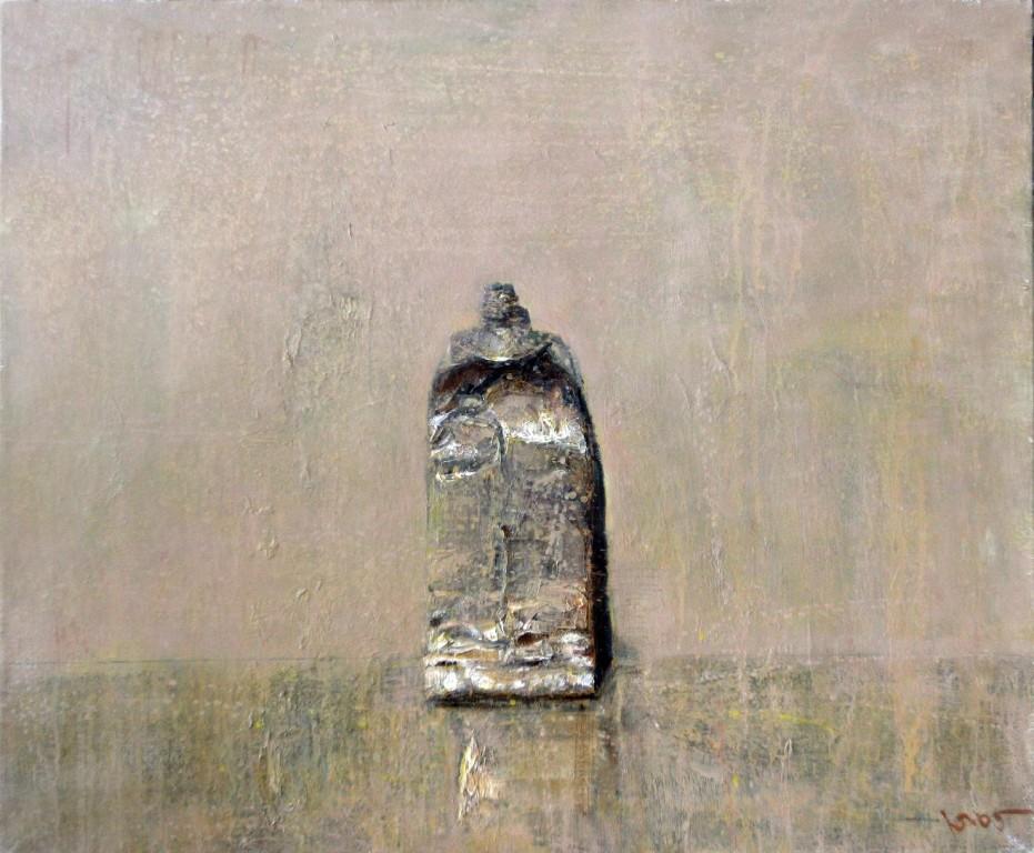 Тюбик. №6.     2008 г. Холст, масло. 65х80 см.
