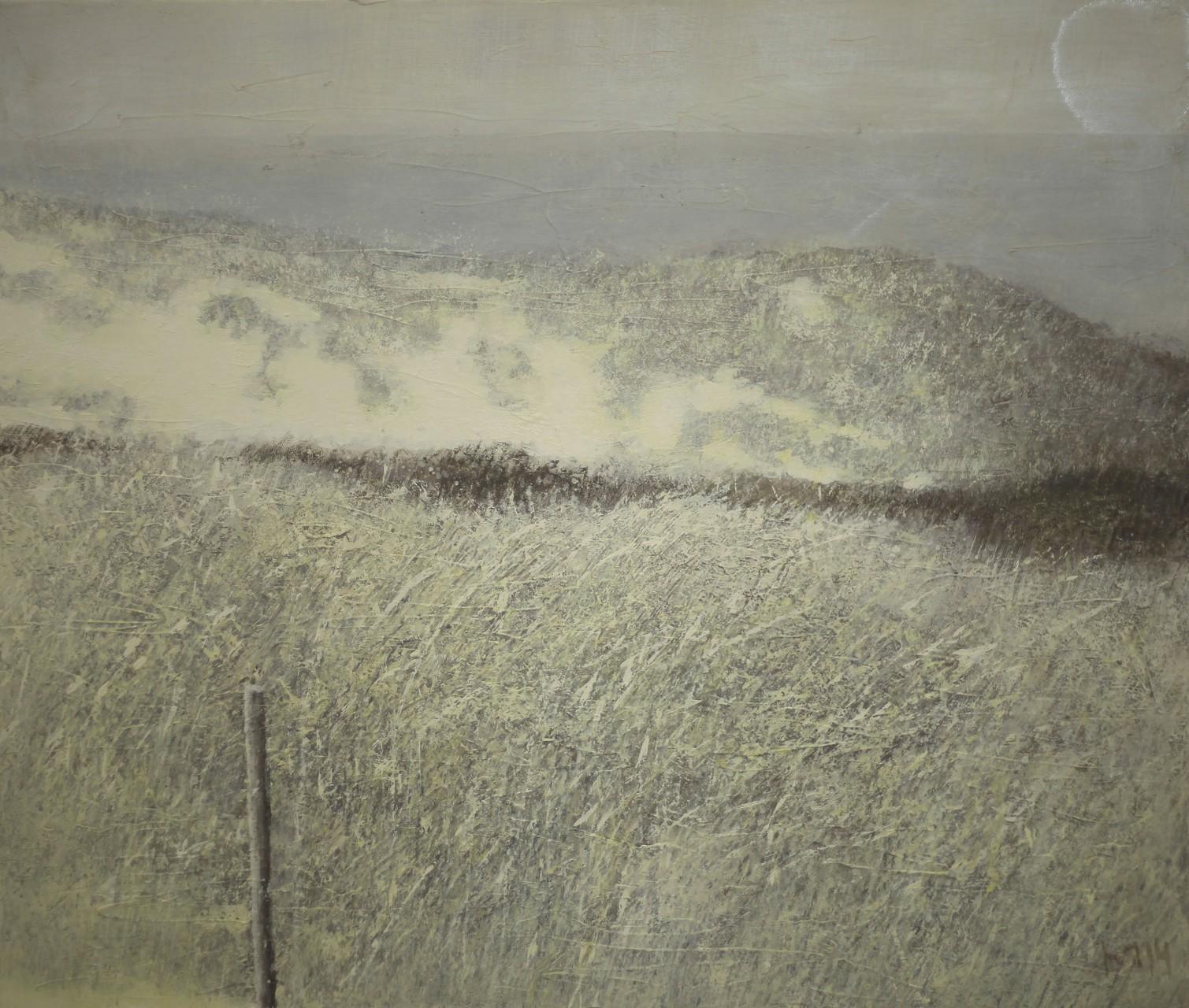 Ю. Первушин.       Zeeland.    Domburg. № 6.     2014 г.     Холст, акрил.     60х70 см.