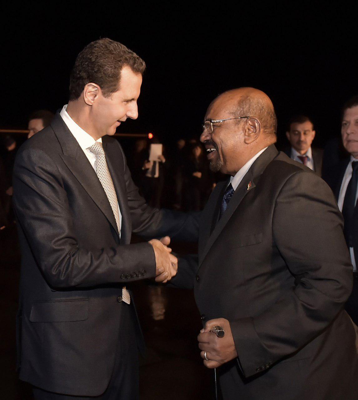 Sudan, Iraq e Iran ribadiscono la sovranità della Siria