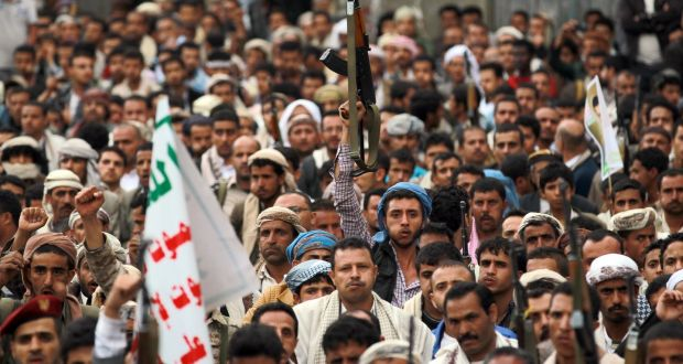 Yemen, leader Houthi chiede di mettere fine a operazioni militari