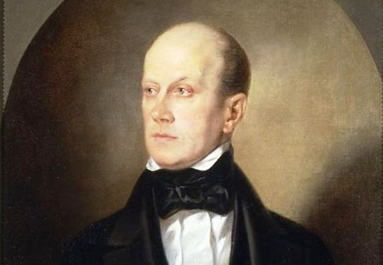 Пётр Яковлевич Чаадаев