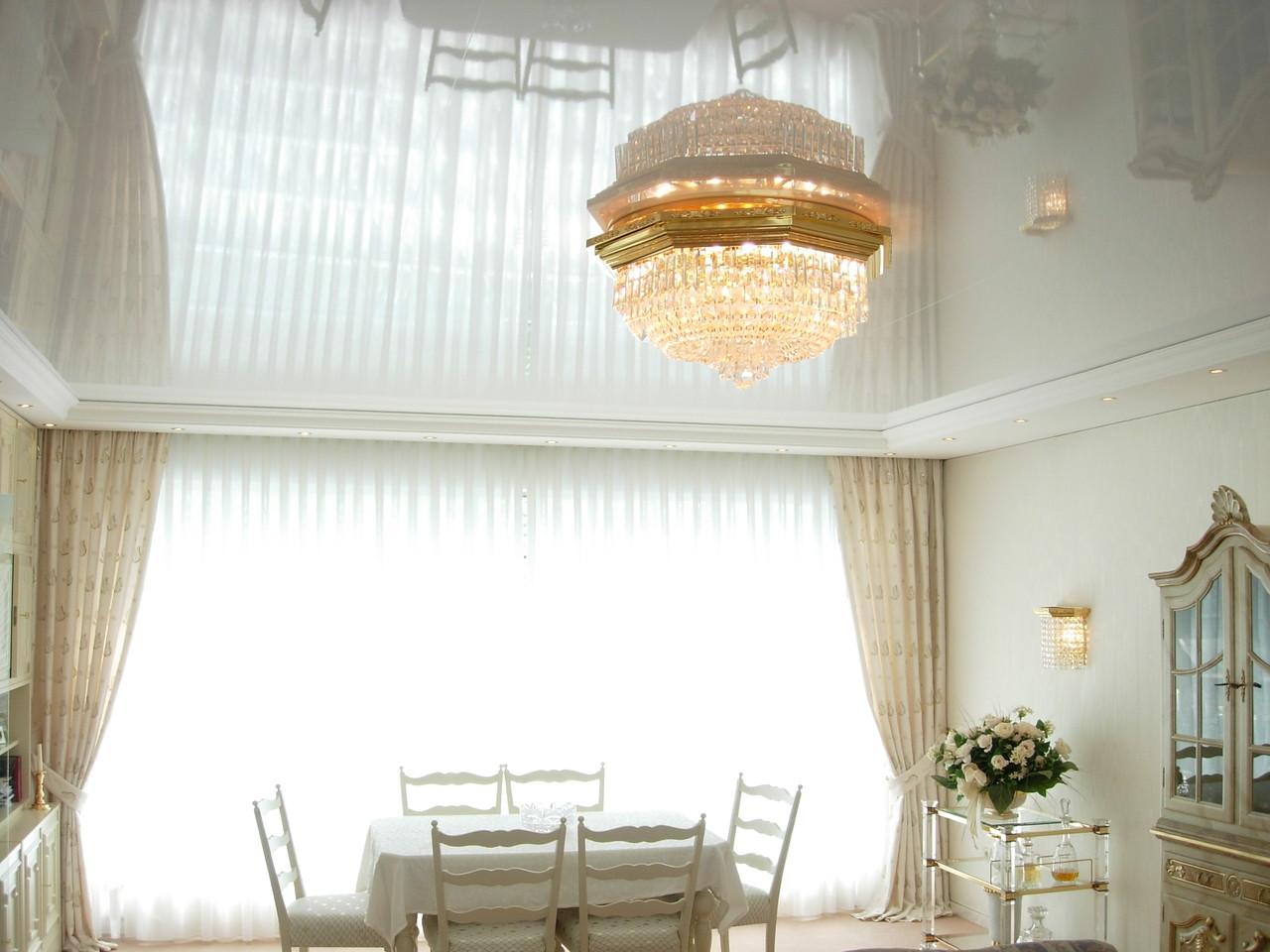 40 qm Spanndecke,Polster,Teppich und Dekorationen by Niemerg