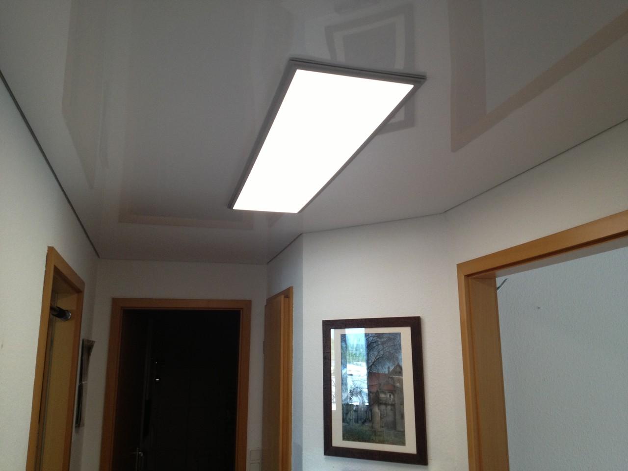 LED Paneel an