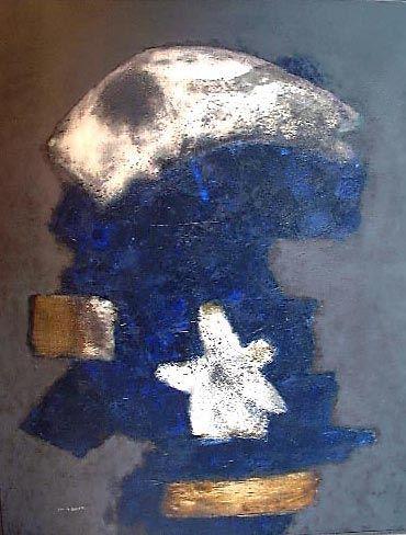 Jan Lewitt expose à la galerie agnes thiebault
