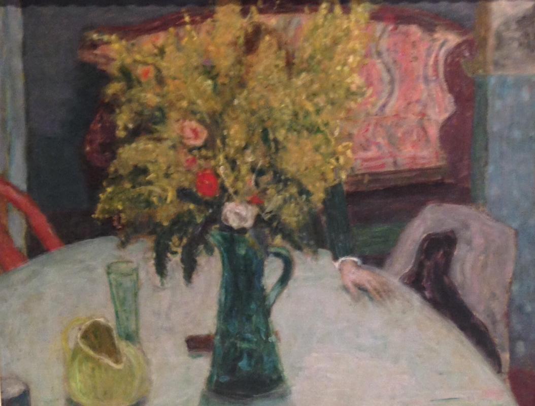 Pierre Grimm, huile sur toile, signée