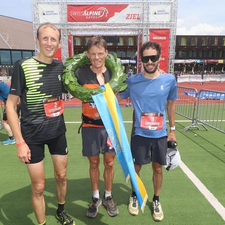 Sieg und Streckenrekord über 68 KM und 2600 Höhenmeter