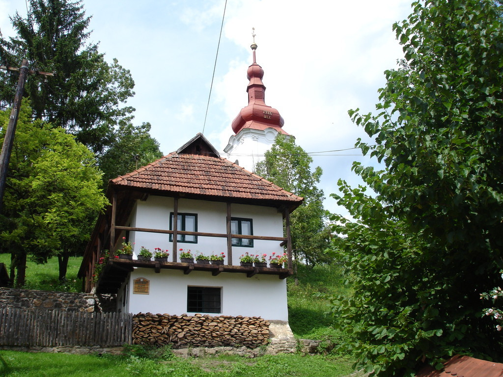 ferme en Slovaquie