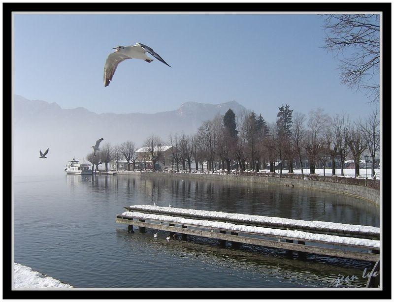 lac de mondsee, Autriche