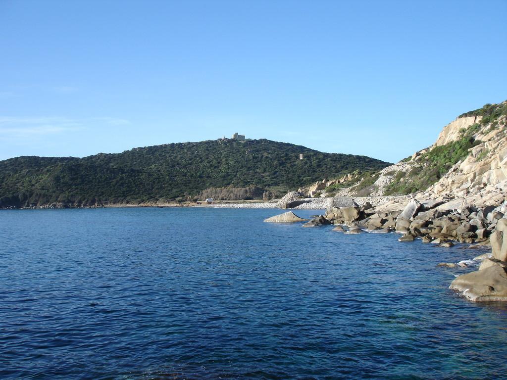 plage en Sardaigne