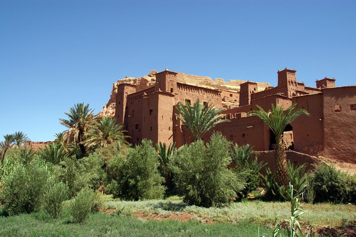 Aït bénadou, Maroc