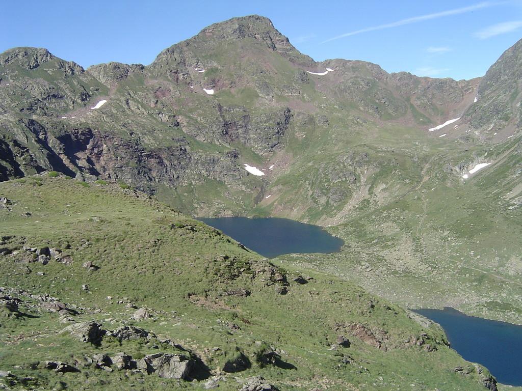 lacs en Andorre