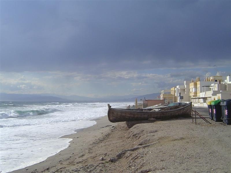 Cabo de gata, Alméria, Espagne