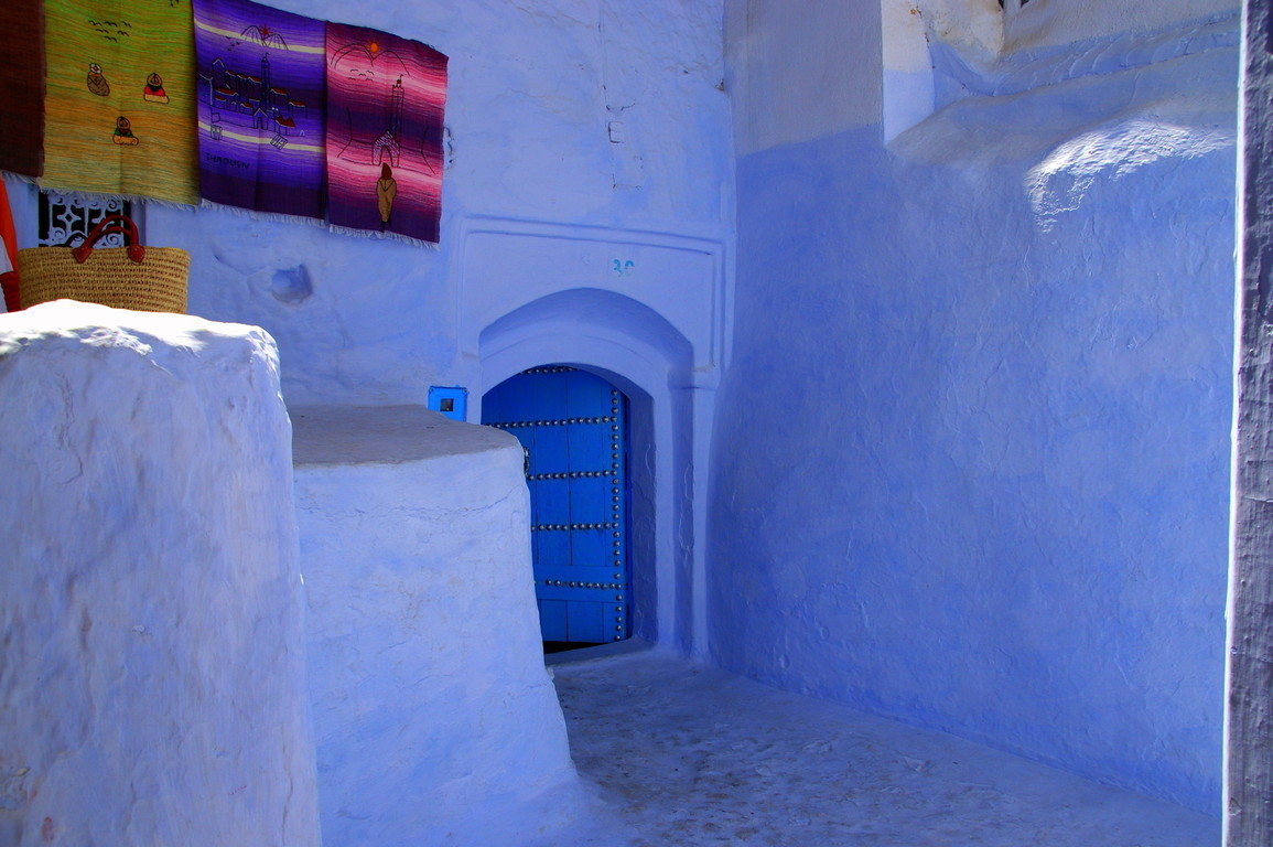 Chezchaouen, Maroc